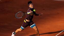 Hot Shot: Nishikori's Brilliant Running Forehand Against Zverev