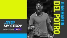 Del Potro: I Didn't Expect To Be Here