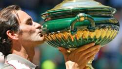 Mira Los Mejores Puntos De Federer En Stuttgart 2018
