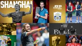 Story Of The 2019 Rolex Shanghai Masters
