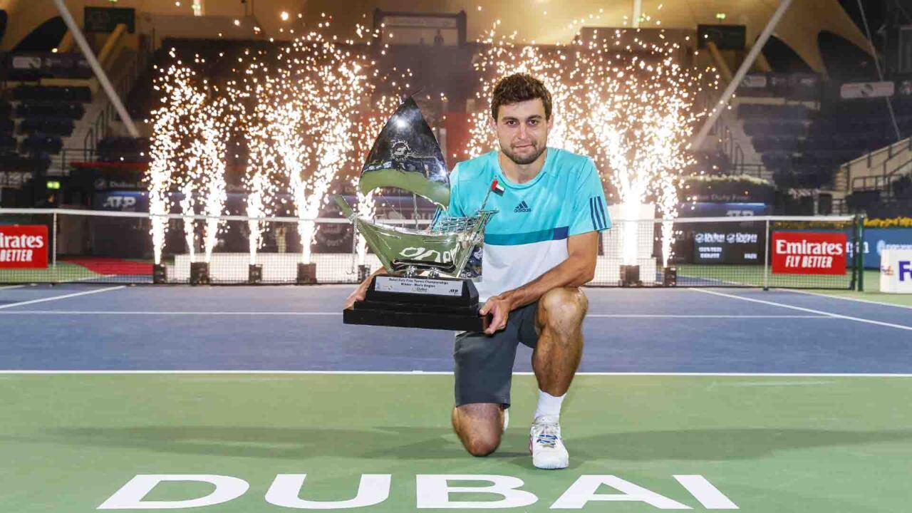 Story Of The 2021 Dubai Duty Free Tennis Championships