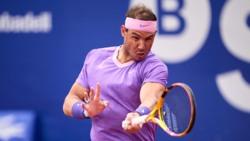 Hot Shot: Nadal Y Una De Sus Típicas Derechas Ante Nishikori