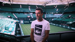 Bautista Agut: 'I Chose Tennis Over Football Because It's Down To Me'