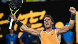 Highlights: Nadal Beats Tsitsipas To Reach 2019 Australian Open Final