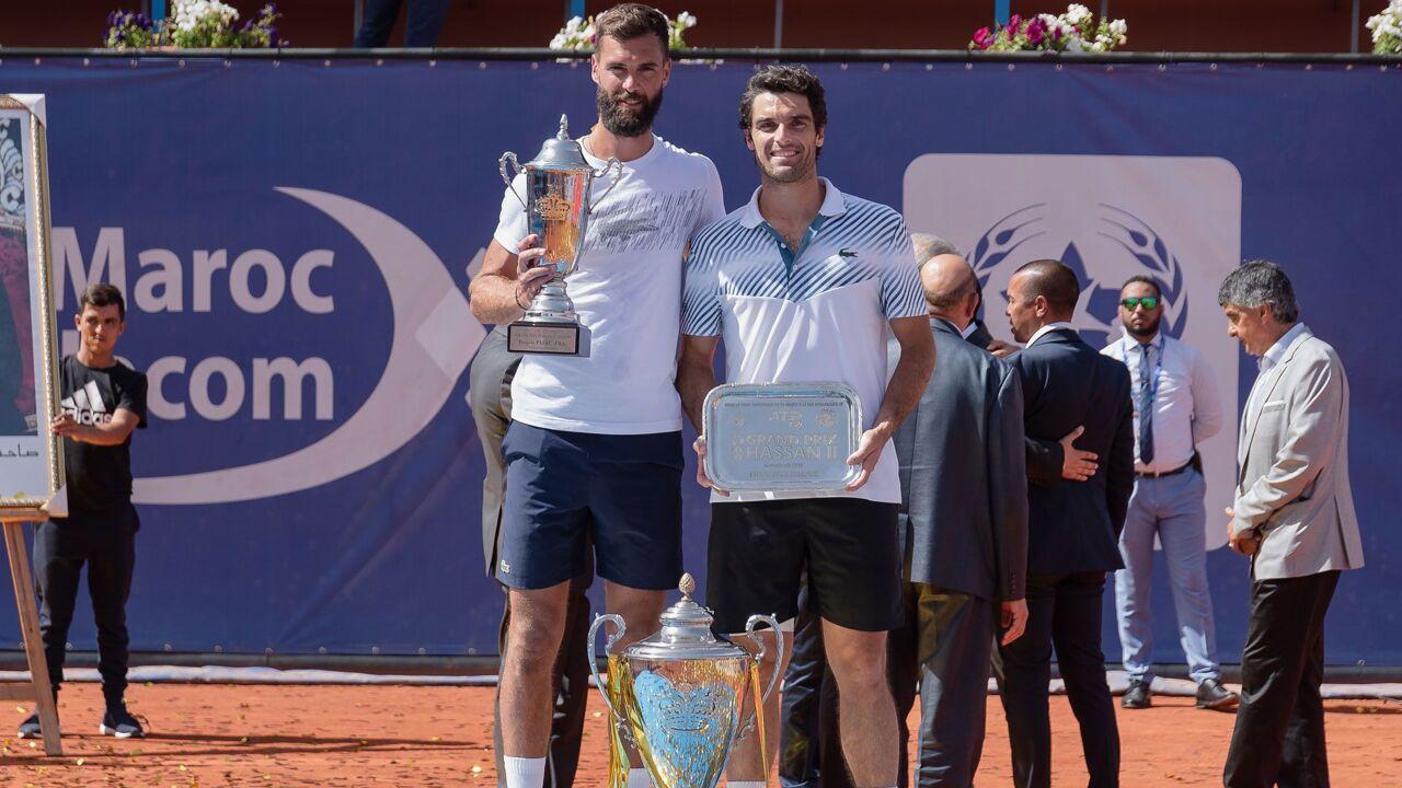 Highlights: Paire Beats Andujar For Marrakech 2019 Title