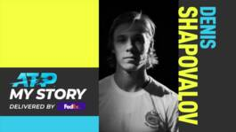 My Story: Shapovalov Talks Team Dynamics