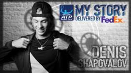 Denis Shapovalov: Mi Historia