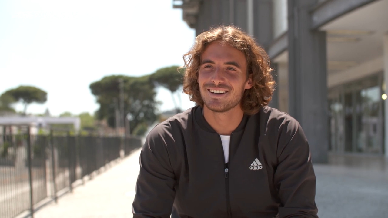 Tsitsipas: 'I'm Fighting For Turin Every Single Week'