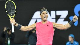 Highlights: Nadal Outlasts Kyrgios To Reach Australian Open 2020 QFs