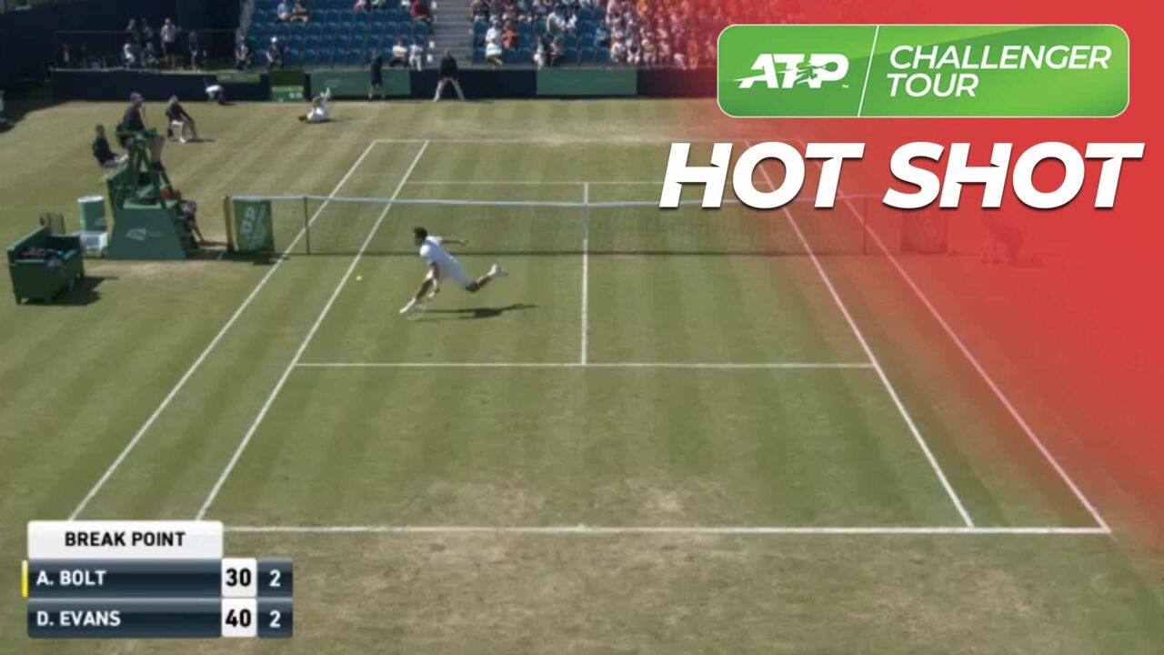 Hot Shot: Evans' Diving Pass In Surbiton