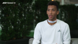 Auger-Aliassime Finds Consistency Key in Washington