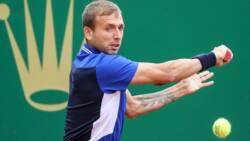 Hot Shot: Evans Rips Backhand Winner In Monte-Carlo