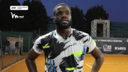 Interview: Tiafoe Reacts To Musetti Rematch In Parma
