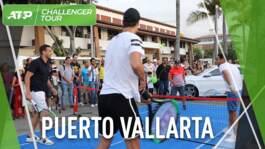 Puerto Vallarta Challenger Launches In Paradise