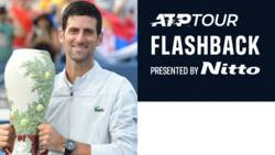 ATP Tour Flashback Presented By Nitto: Djokovic Completes Career Golden Masters