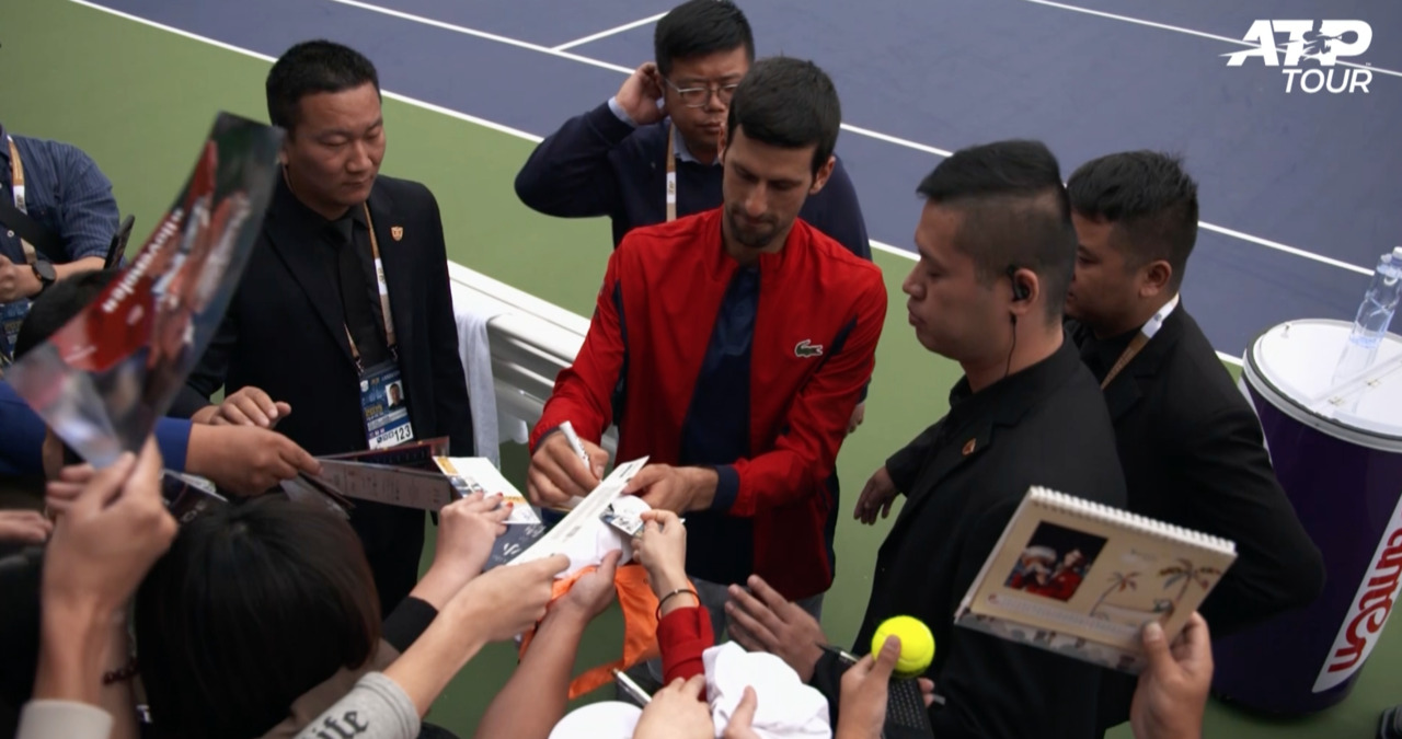 Uncovered: Behind The Scenes In Shanghai 2019