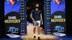Daniil Medvedev: A Day In The Life Of A Champion