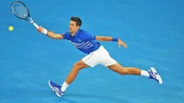 Highlights: Djokovic Beats Krueger To Start Chase Of Record Seventh Australian Open Title