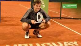Pella Powers To Uruguay Open Title