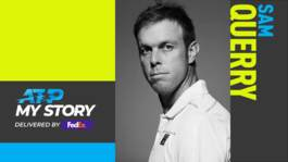 My Story: Sam Querrey Talks Love, Marriage & 'Lou The Blue Frenchie'