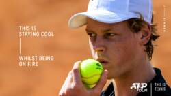 Jannik Sinner: This Is Tennis