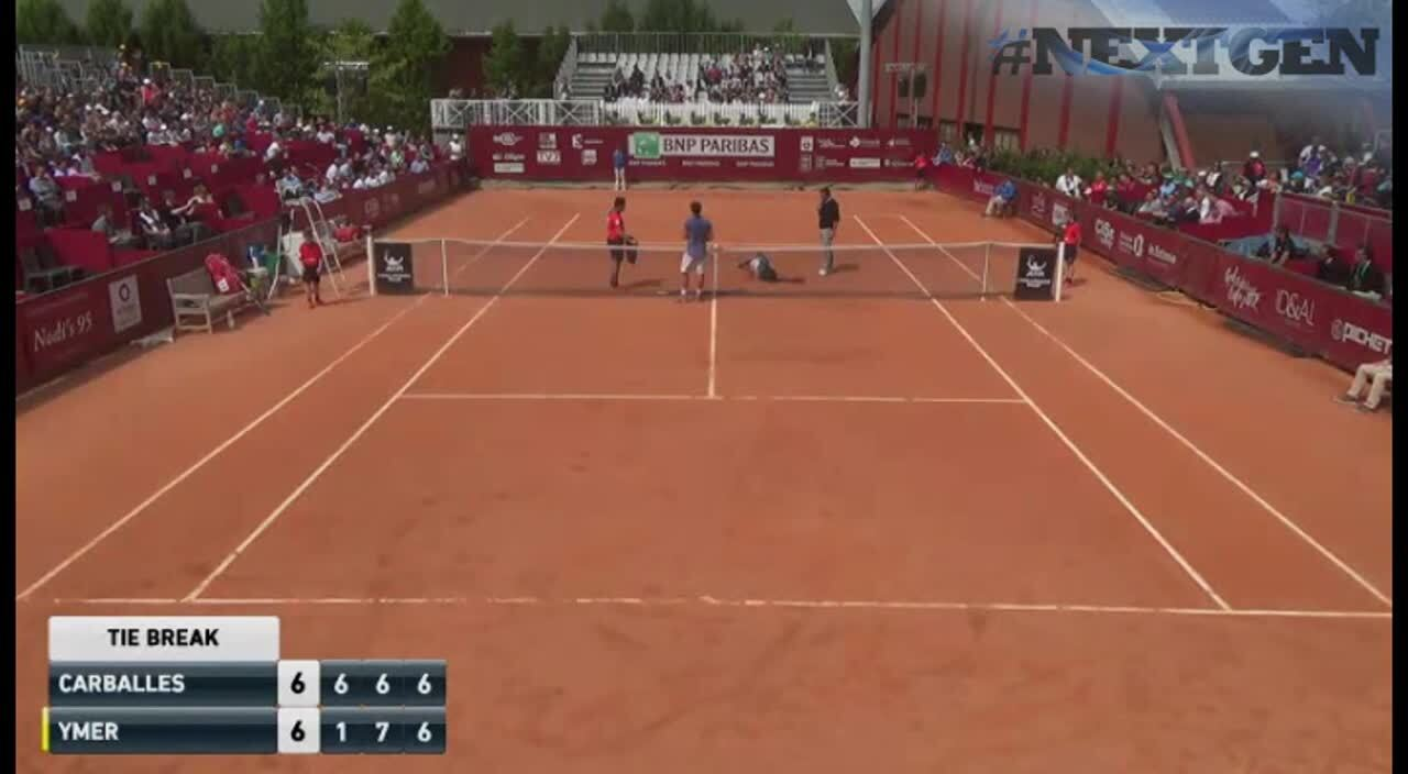 Ymer Shakes Off Stumble To Advance At Bordeaux Challenger 2016