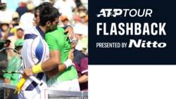 ATP Tour Flashback Presented By Nitto: Djokovic Outlasts Nadal In Miami Epic