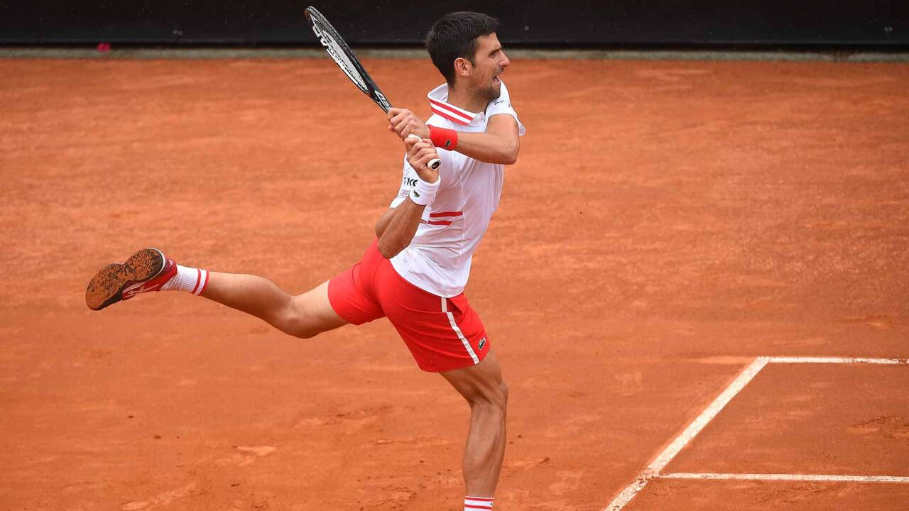Highlights: Djokovic Withstands Fritz & Rain In Rome