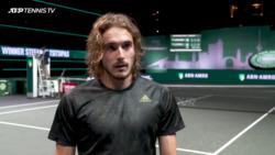 "Tsitsipas: ""La Calidad De Tenis Fue Fenomenal"""