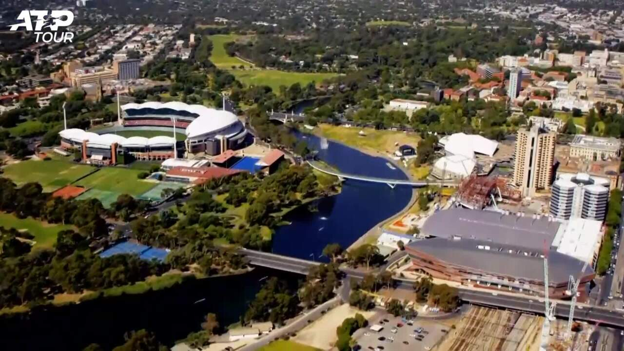 Uncovered: Behind The Scenes In Adelaide 2020