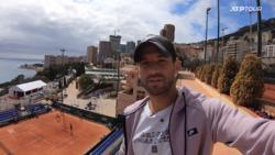 Dimitrov's Behind-The-Scenes Tour In Monte-Carlo