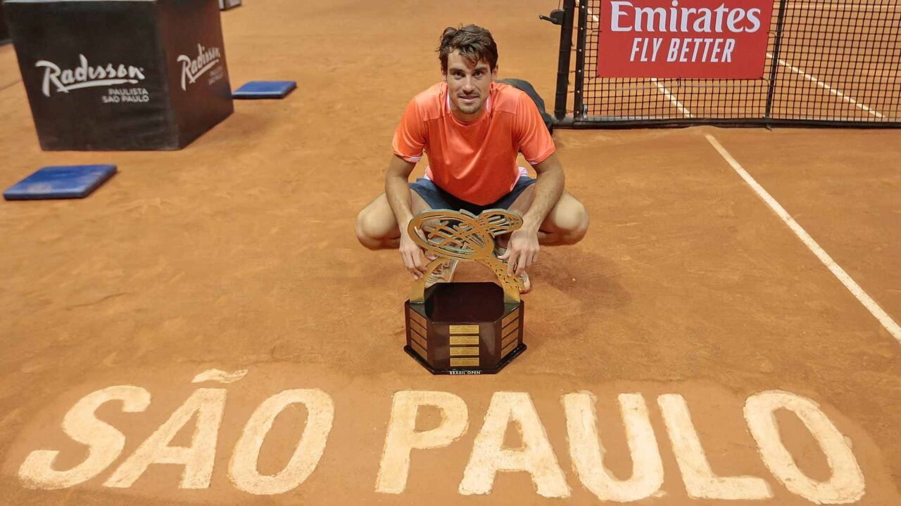 Highlights: Pella Wins First ATP Tour Title In Sao Paulo