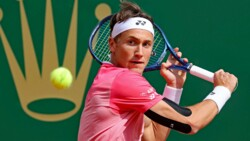 Hot Shot: Ruud Tees Up Inch-Perfect Backhand Winner In Monte-Carlo