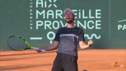 Winning Moment: Otte Claims Aix Challenger Crown