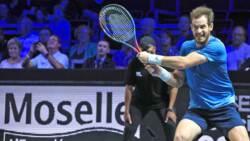 Highlights: Murray, Khachanov Battle To Wins In Metz