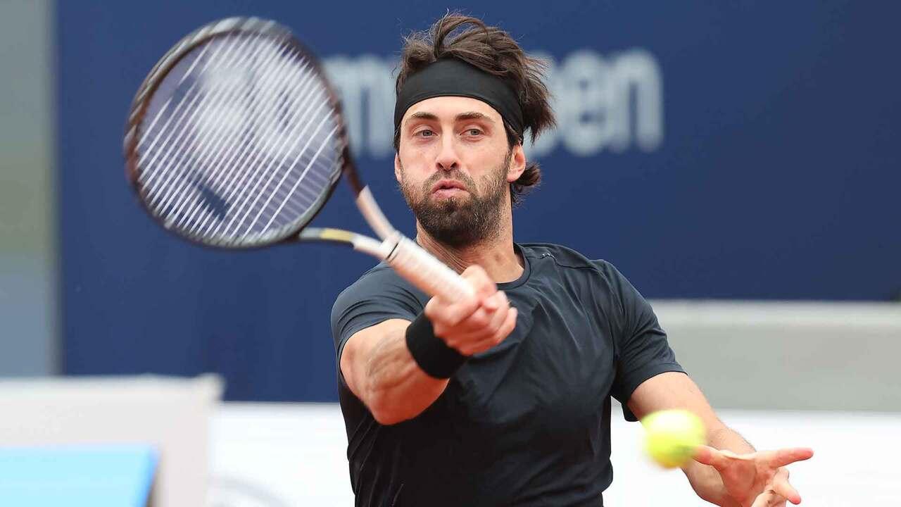 Hot Shot: Basilashvili Suma Un Winner Con Una Súper Derecha En Múnich