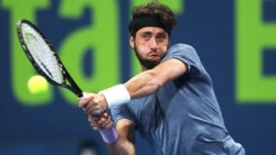 Highlights: Basilashvili Caps Dream Week With Doha Crown