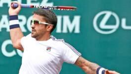 Hot Shot: Siete Cirugías Después, Tipsarevic Sigue Devolviendo Todo