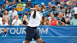 Hot Shot: 'An Absolute Rocket' From The Racquet Of Kyrgios