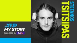 My Story: Tsitsipas Reveals Travel Vlogging Passion