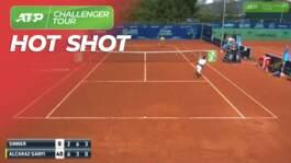 Hot Shot: Español De 15 Años Gana Su Primer Partido Challenger