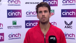 Norrie: 'It Was A Matter Of Who Played The Bigger Points Better'