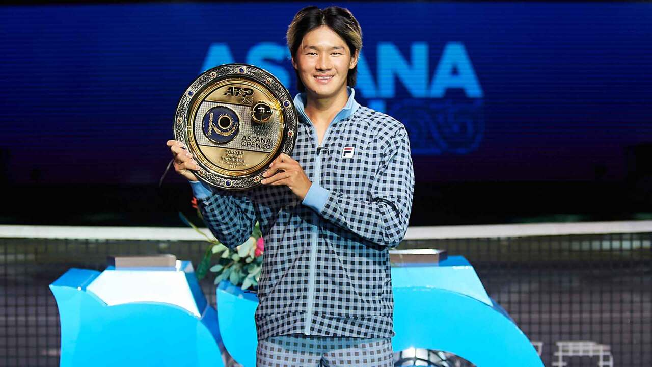 Highlights: Kwon Logra Su Primer Título ATP Tour En Nur-Sultán