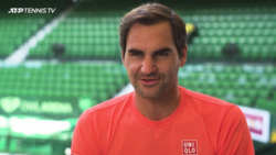 Federer: 'Things Always Come Very Naturally For Me On Grass In Halle'