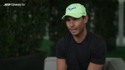 Nadal Ready For Washington Debut