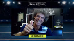 Nitto ATP Finals 50 Years: Kuerten Lives Large In Lisbon