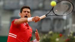 Hot Shot: Djokovic Delivers Out Of Nowhere