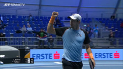 Hot Shot: Lajovic Is Here, There & Everywhere In Vienna