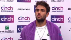 Berrettini On Reaching Queen's Club Final: 'That Was The Goal Of The Week'