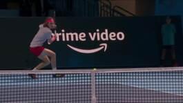 Hot Shot: Tsitsipas Dispara Un Revés Ganador En Milán